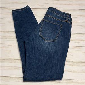 Size 4 Cabi Ruby Skinny Jeans